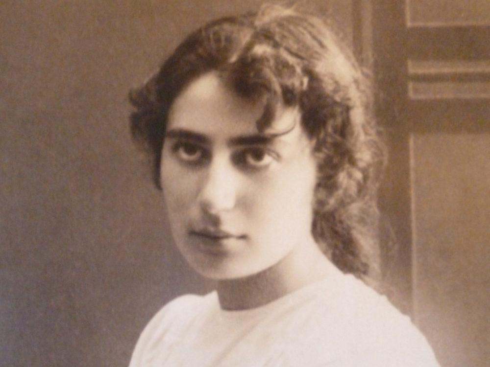 רחל (צילום: מוזיאוני חיפה)