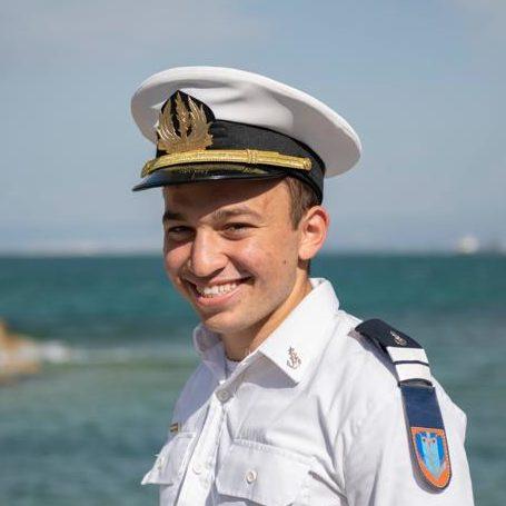 """סגן בועז בן מנחם (צילום: דובר צה""""ל)"""
