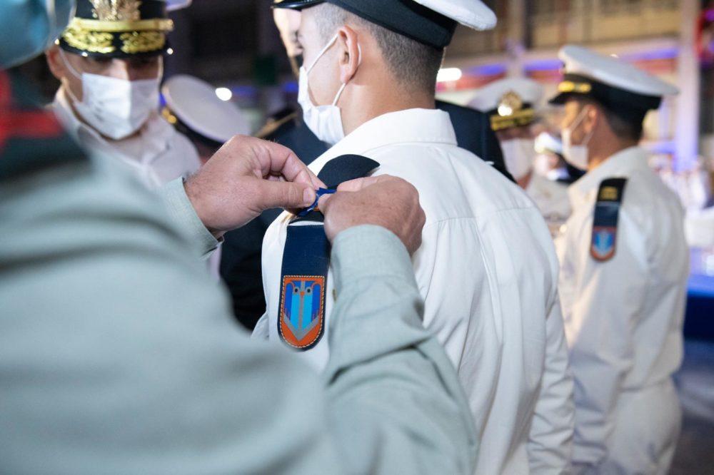 """סיום קורס חובלים (צילום: דובר צה""""ל)"""