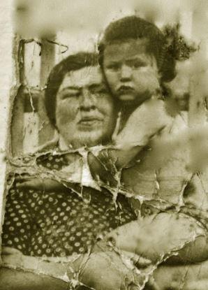 חנה מורג   יום השואה