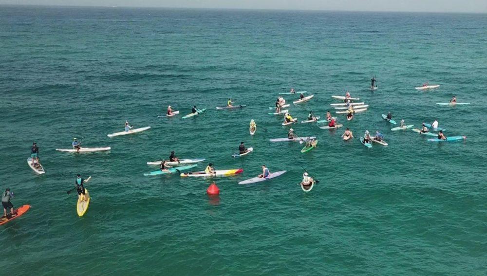 חותר המפרץ בחיפה (צילום ארכיון מהתחרות: דוד סוקולין)