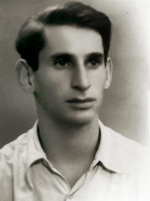 """חנן זלינגר ז""""ל שעל שמו קרויה תל חנן (מתוך ויקיפדיה)"""