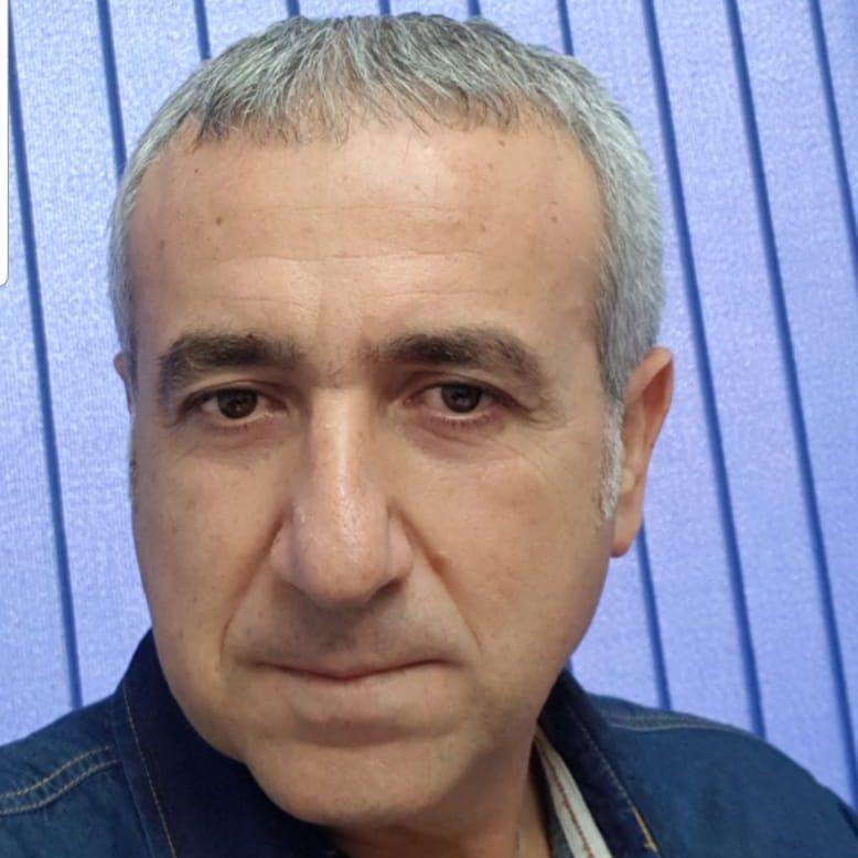 מיכאל כהן, חבר מועצת עיר בטירת כרמל (צילום עצמי)