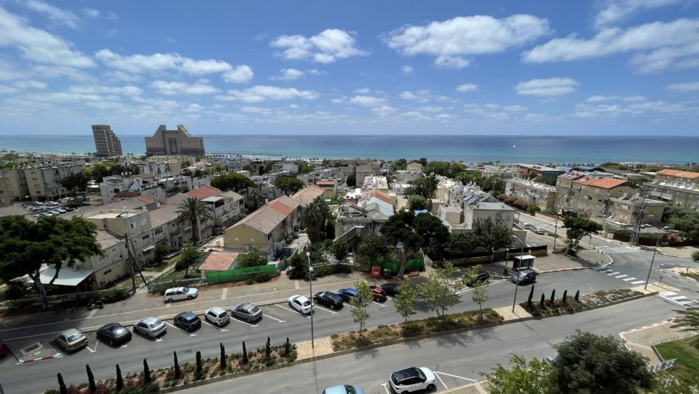 שכונת נווה דוד בחיפה (צילום: ירון כרמי)