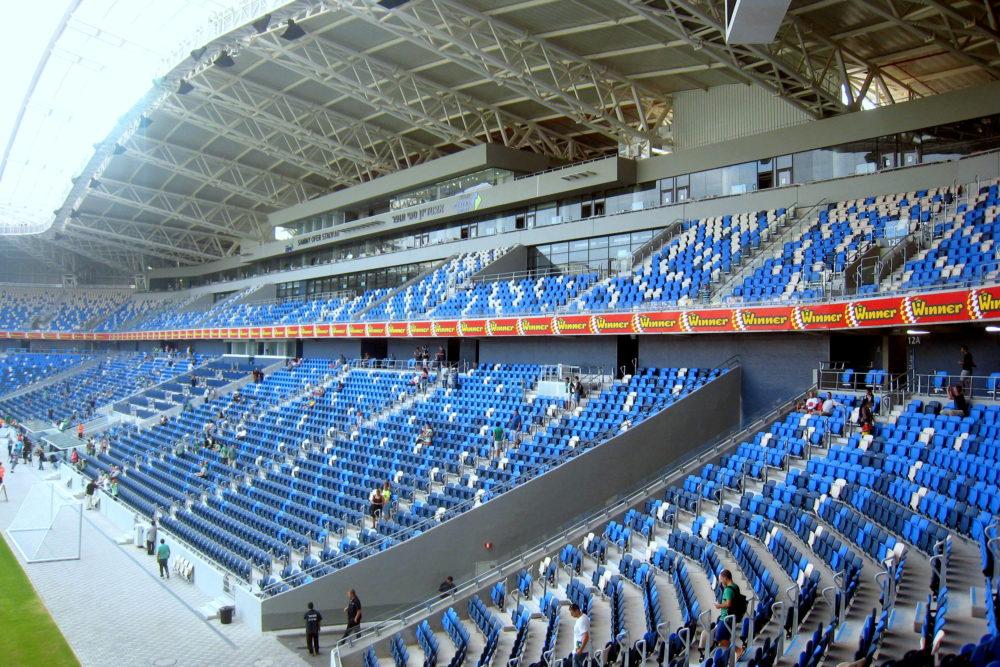 אצטדיון סמי עופר (צילום: אדיר יזירף)