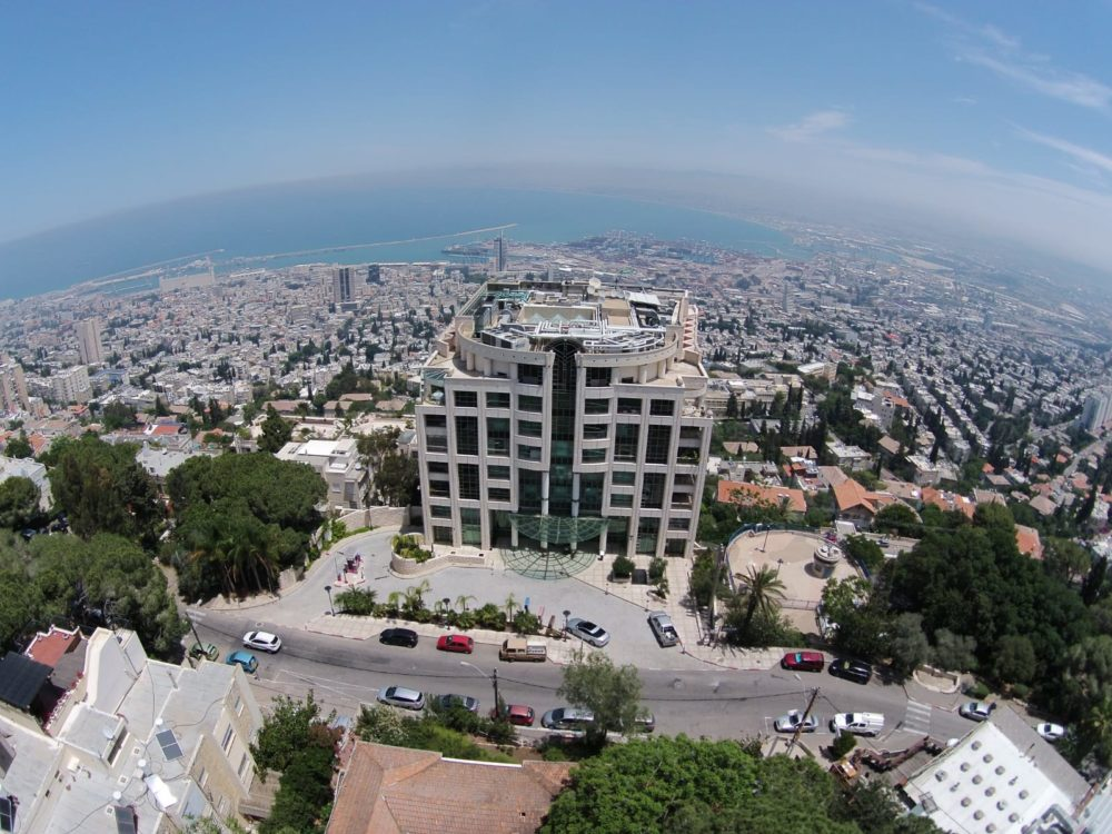 """המלון (צילום: יח""""צ מירבל פלאזה חיפה)"""