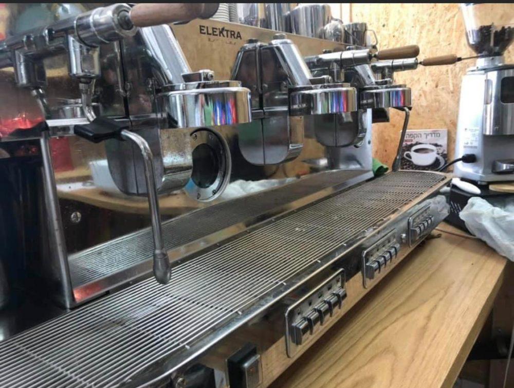 מכונת אספרסו - בז'רנו קפה