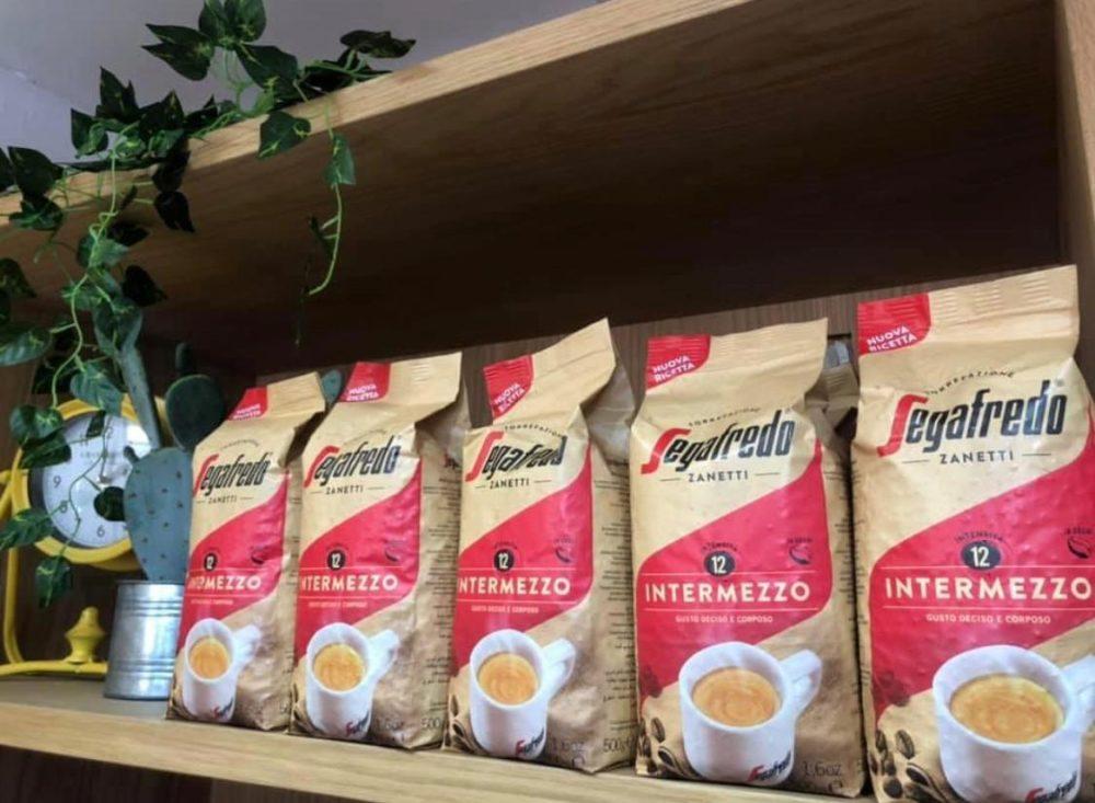 קפה משובח של סגפרדו - Segafredo - בז'רנו קפה