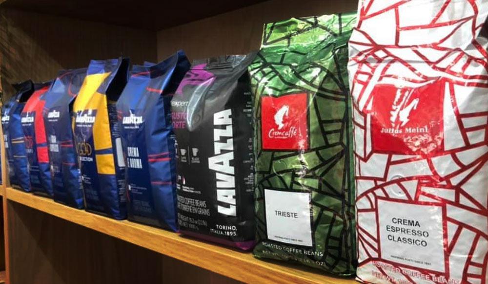 אריזות פולי קפה משובחים - בז'רנו קפה