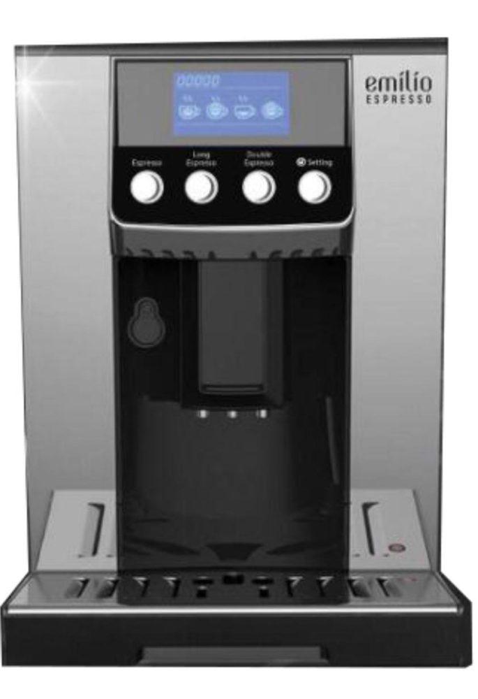 מכונת אספרסו של אמיליו - Emilio - בז'רנו קפה
