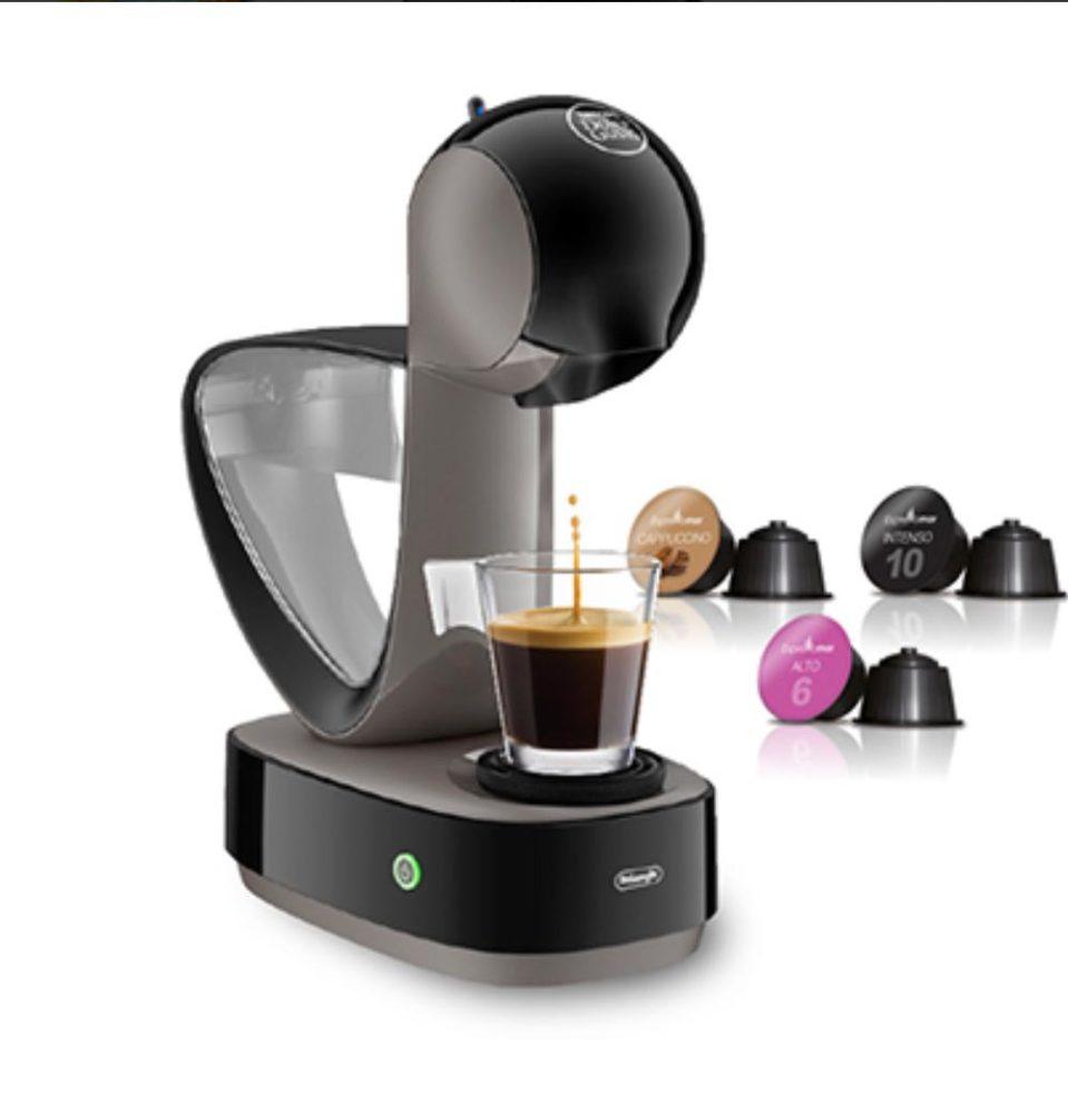 מכונת אספרסו מעוצבת בז'רנו קפה