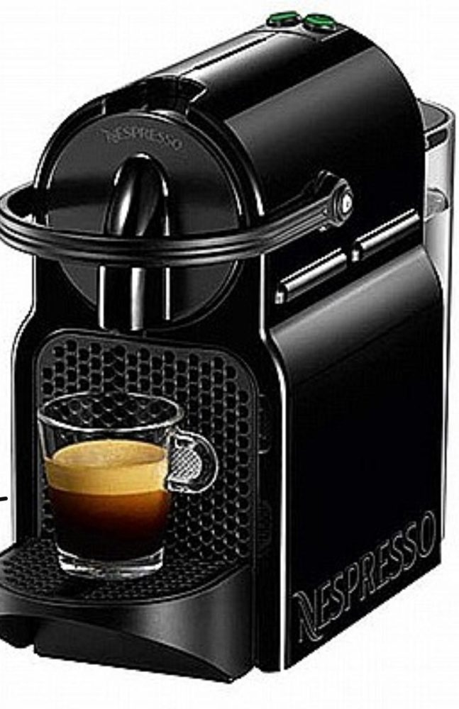 מכונת אספרסו של נספרסו Nespresso - בז'רנו קפה