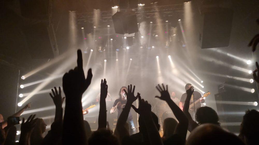 הSlippery Days בוונדרבר (צילום: הקהל)