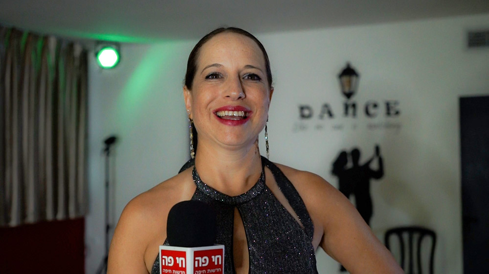 ענת ברוך (צילום: ירון כרמי)