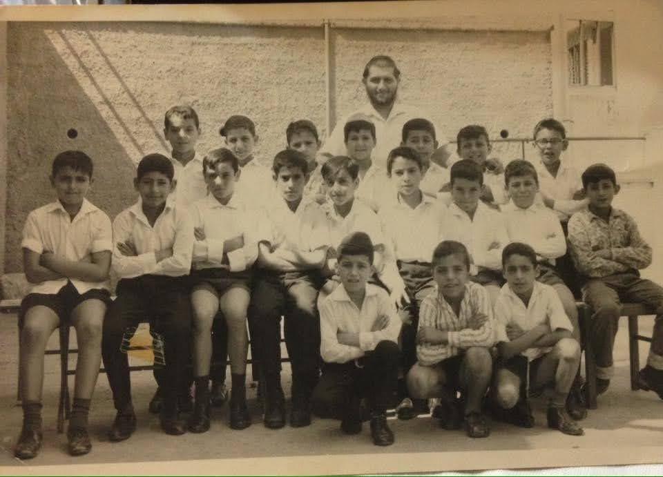 בית ספר אחיעזר (באדיבות אלי פדידה)