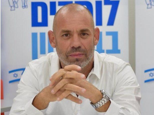 """ד""""ר סער הראל (צילום: דוברות מחוז חיפה במשרד החינוך)"""