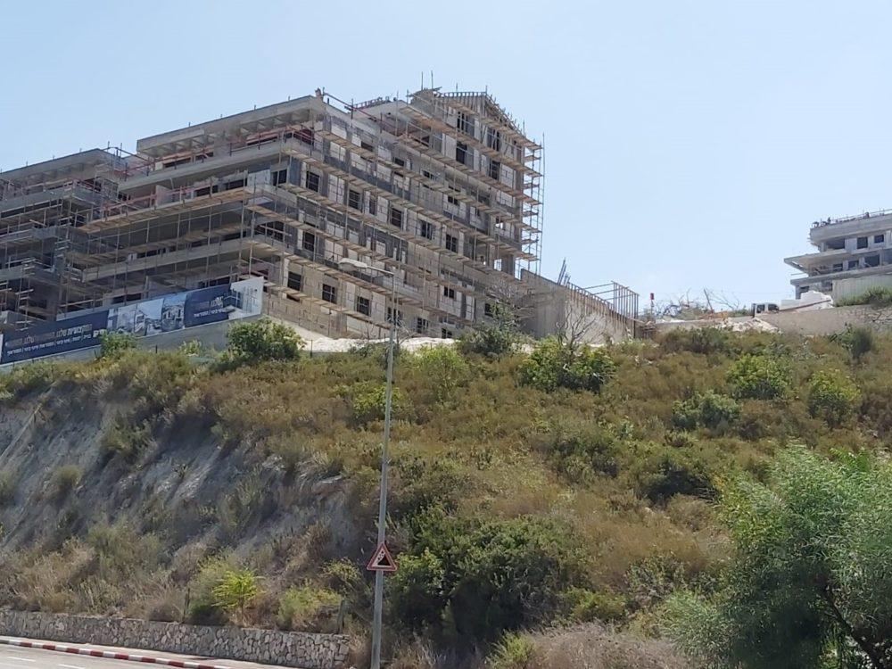 שכונת גבעת זמר החדשה (צילום: חי פה בשטח)